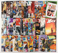 "Lot of (39) 1995-2009 ""The Uncanny X-Men"" 1st Series Marvel Comic Books at PristineAuction.com"
