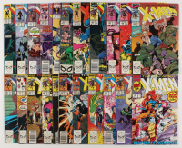 "Lot of (22) 1989-1991 ""The Uncanny X-Men"" 1st Series Marvel Comic Books at PristineAuction.com"