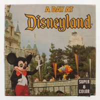 "Vintage Walt Disney's ""A Day at Disneyland"" Film Reel at PristineAuction.com"