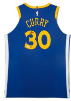 Stephen Curry Signed Golden State Warriors Jersey (UDA COA) at PristineAuction.com