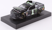 Kurt Busch Signed NASCAR #1 Monster Energy 2019 Camaro ZL1 - 1:24 Premium Action Diecast Car (Action COA) at PristineAuction.com