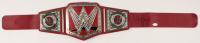 Hulk Hogan Signed Full-Size WWE Universal Champion Wrestling Belt (JSA COA) at PristineAuction.com
