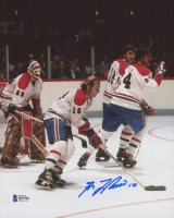 Guy Lafleur Signed Montreal Canadiens 8x10 Photo (Beckett COA) at PristineAuction.com