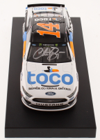 Clint Bowyer Signed NASCAR #14 Toco Warranty 2019 Muatang - 1:24 Premium Action Diecast Car (Action COA) at PristineAuction.com
