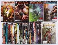 "Lot of (36) 2005-2012 ""Iron Man"" Marvel Comic Books at PristineAuction.com"