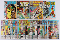 "Lot of (25) 1968 ""Iron Man"" 1st Series Marvel Comic Books at PristineAuction.com"