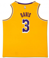 Anthony Davis Signed Los Angeles Lakers Jersey (UDA COA) at PristineAuction.com
