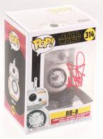Ben Schwartz Signed Star Wars #314 BB-8 Funko Pop! Vinyl Figure (PSA COA) at PristineAuction.com