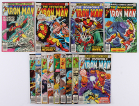 "Lot of (13) 1968 ""Iron Man"" 1st Series Marvel Comic Books at PristineAuction.com"
