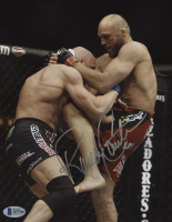 Randy Couture Signed 8x10 Photo (Beckett COA) at PristineAuction.com
