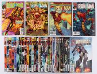 """Lot of (43) 1998 """"Iron Man"""" 3rd Series Marvel Comic Books at PristineAuction.com"""