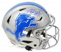 Matthew Stafford Signed Detroit Lions Full-Size Authentic On-Field SpeedFlex Helmet (Schwartz Sports COA) at PristineAuction.com