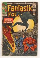 "1966 ""Fantastic Four"" #52 1st Series Marvel Comic Book at PristineAuction.com"