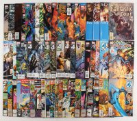 "Lot of (51) 1980-2009 ""Fantastic Four"" 1st Series Marvel Comic Books at PristineAuction.com"