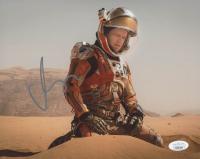 "Matt Damon Signed ""The Martian"" 8x10 Photo (JSA COA) at PristineAuction.com"