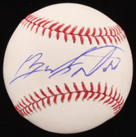 Bruce Springsteen Signed OML Baseball (PSA Hologram) at PristineAuction.com