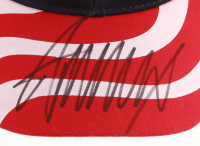 Donald Trump Signed Snapback Hat (PSA LOA) at PristineAuction.com