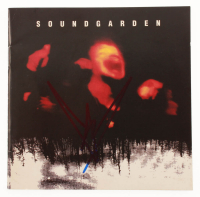 "Chris Cornell Signed Soundgarden ""Superunknown"" CD Album Booklet (JSA COA) at PristineAuction.com"