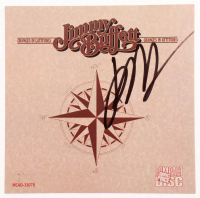 "Jimmy Buffet Signed ""Changes in Latitudes, Changes in Attitudes"" CD Album Booklet (JSA COA) at PristineAuction.com"