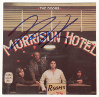 """Robby Krieger Signed The Doors """"Morrison Hotel"""" CD Album Booklet (JSA COA) at PristineAuction.com"""