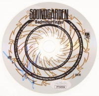 "Chris Cornell Signed Soundgarden ""Badmotorfinger"" CD (JSA COA) at PristineAuction.com"