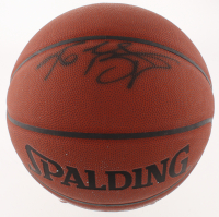 Kobe Bryant Signed NBA Basketball (PSA Hologram) at PristineAuction.com