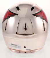 Kyler Murray Signed Arizona Cardinals Full-Size Chrome Speed Helmet (Beckett COA) at PristineAuction.com