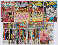 "Lot of (41) 1988-1995 ""The Uncanny X-Men"" 1st Series Marvel Comic Books at PristineAuction.com"