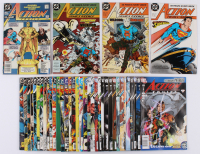 "Lot of (39) 1988-2009 ""Superman"" Action Comics DC Comic Books at PristineAuction.com"