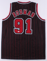 Dennis Rodman Signed Jersey (JSA Hologram) at PristineAuction.com