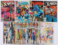 "Lot of (38) 1984-1999 ""The Uncanny X-Men"" 1st Series Marvel Comic Books at PristineAuction.com"
