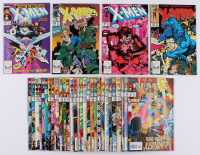 "Lot of (35) 1989-1994 ""The Uncanny X-Men"" 1st Series Marvel Comic Books at PristineAuction.com"