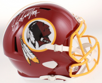 Dwayne Haskins Signed Washington Redskins Full-Size Speed Helmet (JSA COA) at PristineAuction.com