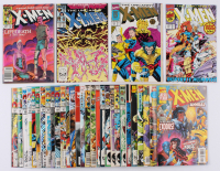 "Lot of (33) 1984-2006 ""The Uncanny X-Men"" 1st Series Marvel Comic Books at PristineAuction.com"