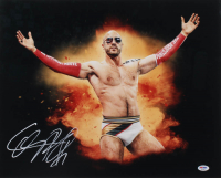 Cesaro Signed WWE 16x20 Photo (PSA COA) at PristineAuction.com