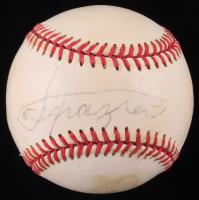 Joe Frazier Signed ONL Baseball (Beckett COA) at PristineAuction.com