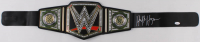 Hulk Hogan Signed WWE World Heavyweight Champion Belt (JSA Hologram) at PristineAuction.com