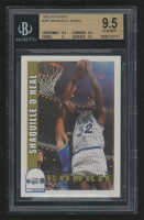 1992-93 Hoops #442 Shaquille O'Neal RC (BGS 9.5) at PristineAuction.com