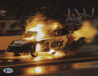 Ashley Force Signed 8x10 Photo (Beckett COA) at PristineAuction.com