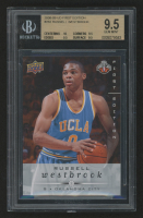 2008-09 Upper Deck First Edition #262 Russell Westbrook (BGS 9.5) at PristineAuction.com