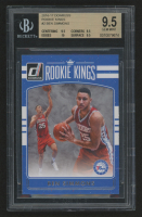 2016-17 Donruss Rookie Kings #2 Ben Simmons (BGS 9.5) at PristineAuction.com