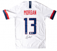 Alex Morgan Signed Team USA Nike Soccer Jersey (JSA COA) at PristineAuction.com