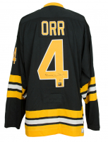 Bobby Orr Signed Bruins Adidas Jersey (Orr COA) at PristineAuction.com