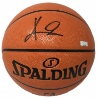 Kyrie Irving Signed Spalding 2019 All-Star Game Money Ball (Panini COA) at PristineAuction.com