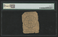 1776 $2/3 Two Thirds of a Dollar Continental Colonial Currency Note - Feb. 17th, 1776 (PMG 4) at PristineAuction.com