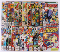 "Lot of (27) 1972-81 ""The Avengers"" Marvel Comic Books at PristineAuction.com"