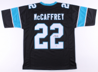 Christian McCaffrey Signed Jersey (Beckett COA) at PristineAuction.com