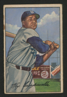 1952 Bowman #44 Roy Campanella at PristineAuction.com