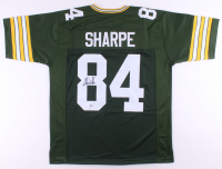 Sterling Sharpe Signed Jersey (Beckett COA) at PristineAuction.com