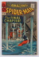 "1963 ""The Amazing Spider-Man"" Issue #33 Marvel Comic Book at PristineAuction.com"